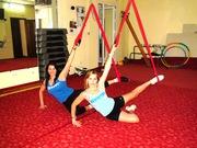 Курсы фитнес инструкторов функциональных тренировок: TRX петли,  перекладина,  слинг,  интервальная,  круговая и классическая тренировки.