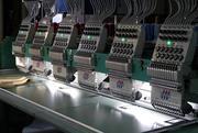 Компьютерная вышивка,  изготовление шевронов,  этикеток, брендирование сп