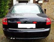задний бампер Audi A6 C5 A4 B6 задній бампер Ауді А6 С5 А4 В6