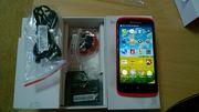 Смартфон Lenovo S820 (Red)(витринный вариант)