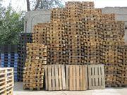 Европоддоны деревянные,  пластиковые. Евротара-Харьков