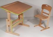 Парта и стул