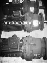 Мотор-редуктор планетарный 3МП-31, 5-56-110 двухступенчатые