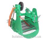 Картофелекопалка КМ-5 (Skiff) транспортерная к тяжелым мотоблокам