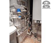 Замена водопроводных труб, канализации
