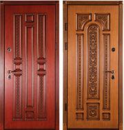 Входные двери «Платинум» 2060*1060*80  от производителя