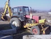 Продаем колесный экскаватор ЭО-2202 Борекс,  ЮМЗ 6АКМ-40,  2006 г.в.