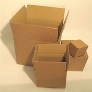Гофроящики,  картонные коробки со склада и под заказ
