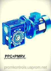 Редукторы PPC 071 - PMRV 040 червячные