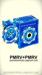 Редукторы PMRV+PMRV 040-075 червячные