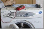 Установка стиральных машин.