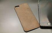 Накладка кожаная для iPhone 4, 4s,  5,  5s,  6 Натуральная кожа!