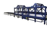 Линия производства СИП панелей ЛСП-6000