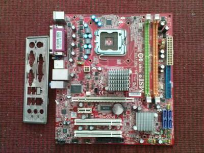 Продам материнку 775 сокета под Core2Duo - Компьютеры, комплектующие, периферия