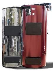 Котлы длительного горения,  Дымоходы,  Теплоаккумуляторы и баки косвенно