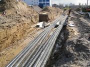 Прокладка трубопровода кабельной канализации Харьков