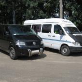 Пассажирские перевозки. Аренда микроавтобуса,  автобуса.