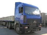 Грузоперевозки открытыми бортовыми авто от 5 до 22т по Харькову и обл.