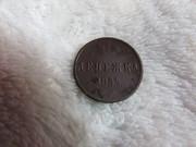 Продам монету Денежка