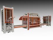 вибростанок для производства шлакоблоков