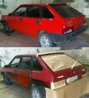 Экспресс-покраска авто за 1 день и 150 у. е.