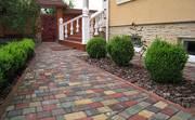 Плитка тротуарная вибролитая,  сухопрессованная – «Master Zabor»