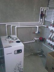 Качественные сантехнические работы: монтаж системы отопления