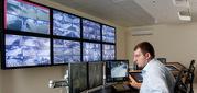 Установка видеонаблюдения, домофонов обслуживания