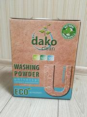 Продам немецкий стиральный порошок 5 кг. DakoClean