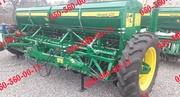 Сеялка зерновая Harvest 420 прицепная Зерновая сеялка Harvest 420