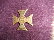 Знак 12-го уланского полка