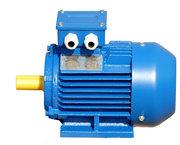 Электродвигатель общепромышленный АИР63А2 (0, 37кВт/3000об/мин)