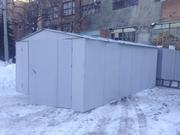 Продам Металлический гараж стальной 2, 0 мм