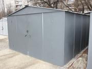 Продам Металлический гараж стальной 1, 2 мм