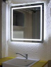 Зеркала в ванную с подсветкой