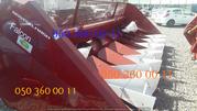 Жатка ПСП-810 Клевер для уборки подсолнечника