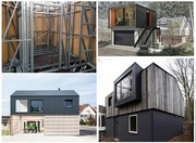 Надстройки,  мансарды над гаражами,  СТО и другими строениями