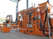 Вибропресс для производства тротуарной плитки U-1000/1500