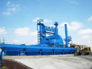 Асфальтный завод,  АБЗ,  LB 2500 (200 тонн)