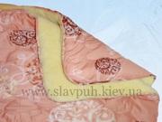 Одеяло из натуральной шерсти. Шерстяное одеяло.