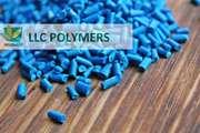 Гранула вторичная полиэтилена низкого давления ПНД-HDPE