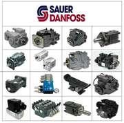 Гидромоторы Sauer Danfoss ( Сауер Данфос )