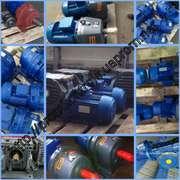 Мотор-редукторы МР2,  3МП,  МПО2М-10,  МПО2М-15,  МЧ,  МЧ2,  МЦ2С,  NMRV,  NRV