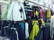 Продам торговое оборудование (стеллажи торговые) для одежды. Дешево!