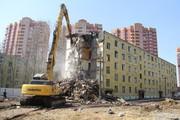Демонтаж зданий и сооружений за наш счет