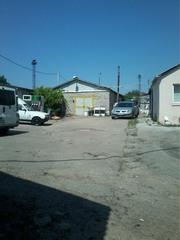Производственно-складская база.