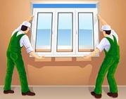 Требуются установщики металлопластиковых окон и дверей