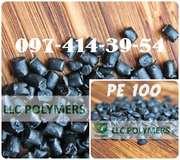 Качественный и однородный вторичный трубный полиэтилен HDPE