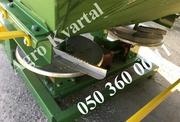 Разбрасыватель минеральных удобрений МВУ-1000,  ширина - 10-24 метров