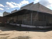Комплекс зданий производственных и складских.